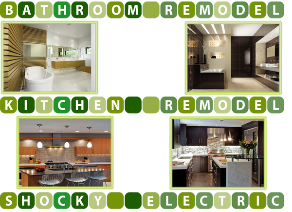 Shocky Electric, Custom Kitche Remodel paradise Valley, Scottsdale Kitchen and Bathroom remodel, Electrical kitchen bathroom upgrade, home improvements,